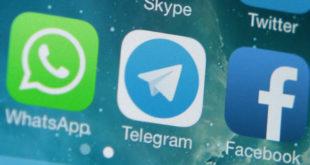 Telegram пробился в российский TOP-10 App Store 2018 года